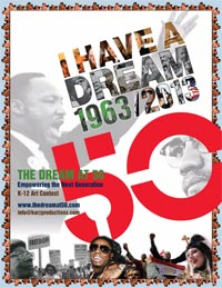 The Dream Art Poster