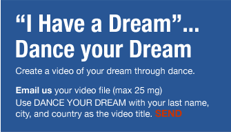 Dance the Dream: Email us your video for Dance