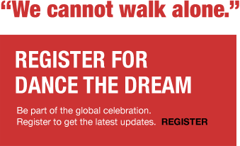 Register for Dance the Dream